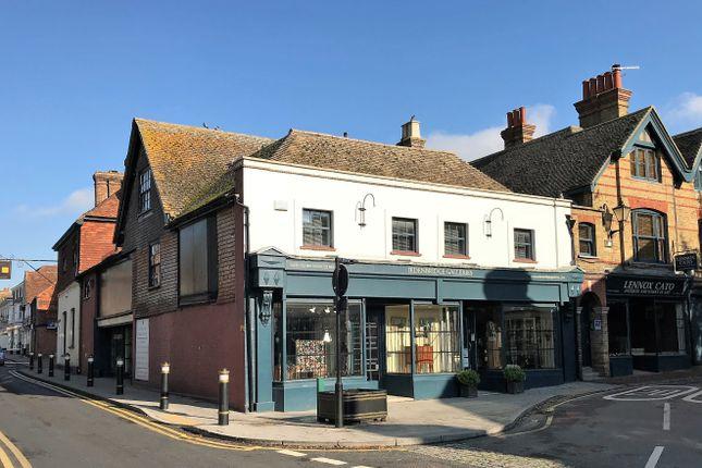 Thumbnail Retail premises for sale in High Street, Edenbridge