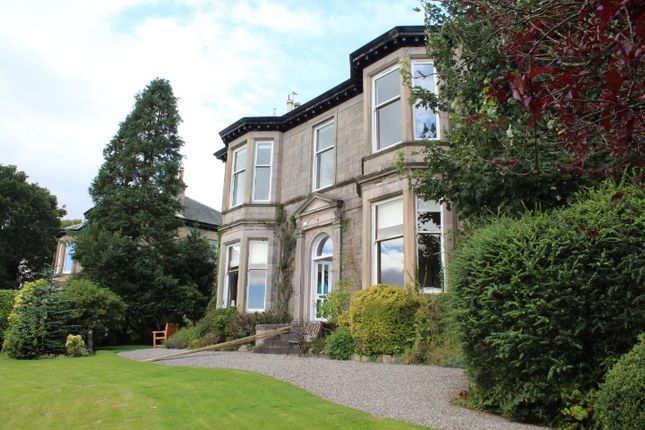 Thumbnail Flat to rent in Henry Bell Street, Helensburgh