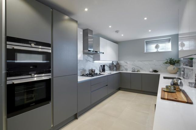 Kitchen of The Halley, Dollis Avenue, Finchley N3