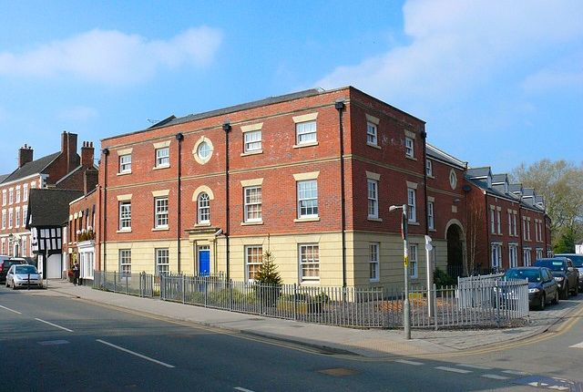 Thumbnail Flat to rent in Wilbraham Court, Welsh Row, Nantwich