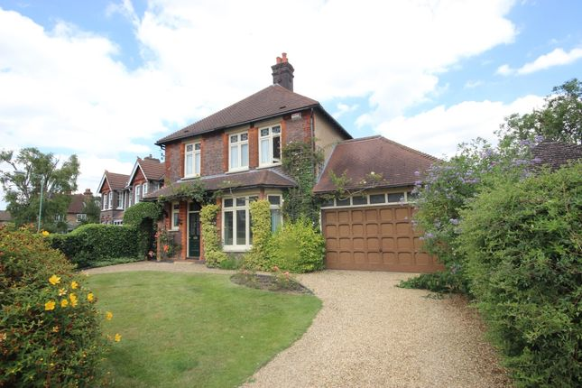 Thumbnail Detached house to rent in Devonshire Road, Harpenden