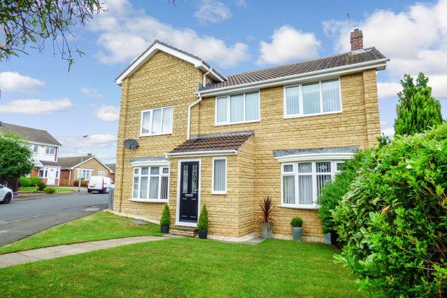 Detached house for sale in Augustus Drive, Bedlington