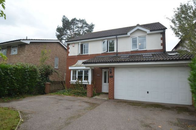 Thumbnail Detached house for sale in Orchard Avenue, Shirley, Croydon