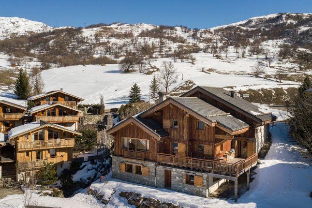 The Chalet of Saint Martin De Belleville, Savoie, France