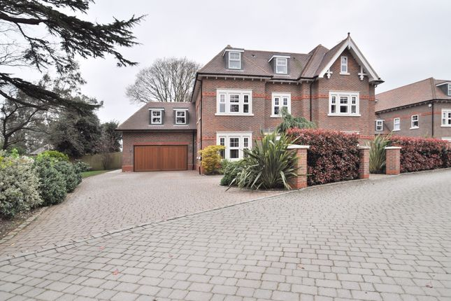 Thumbnail Detached house for sale in Roxburgh Place, Park Farm Road, Bromley, Kent