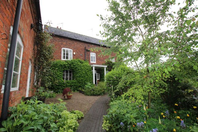 Thumbnail Detached house for sale in Blacksmiths Lane, Newton Solney, Burton-On-Trent