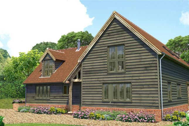 Thumbnail Detached house for sale in Hillside Coppice, Westhope, Shropshire