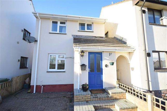 Thumbnail Link-detached house for sale in Holwill Drive, Torrington