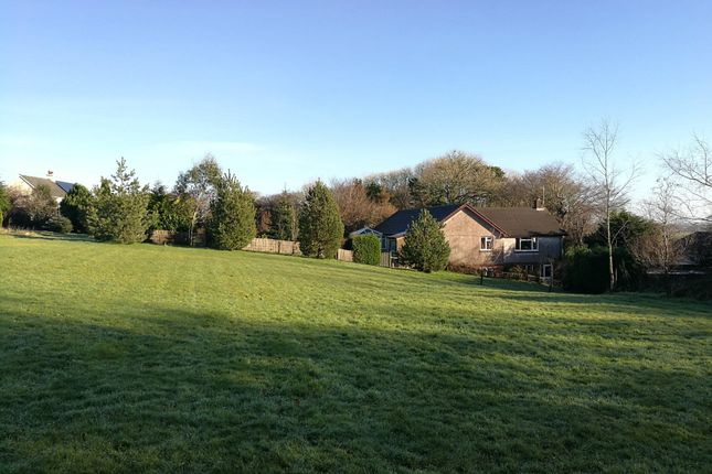 Thumbnail Land for sale in Chilsworthy, Holsworthy