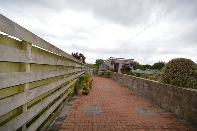 Rear Garden of Birks Road, Cleator Moor, Cumbria CA25