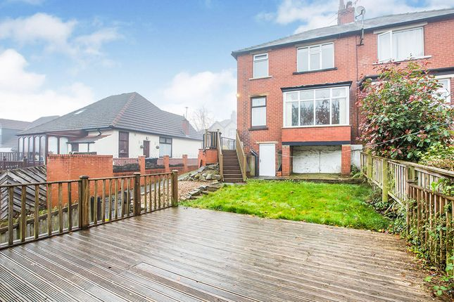 Thumbnail Semi-detached house for sale in The Gardens, Heath Road, Halifax, West Yorkshire