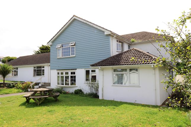 Thumbnail Flat for sale in Beach Road, Constantine Bay