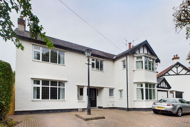 Detached house for sale in Manor Drive, Upton, Wirral