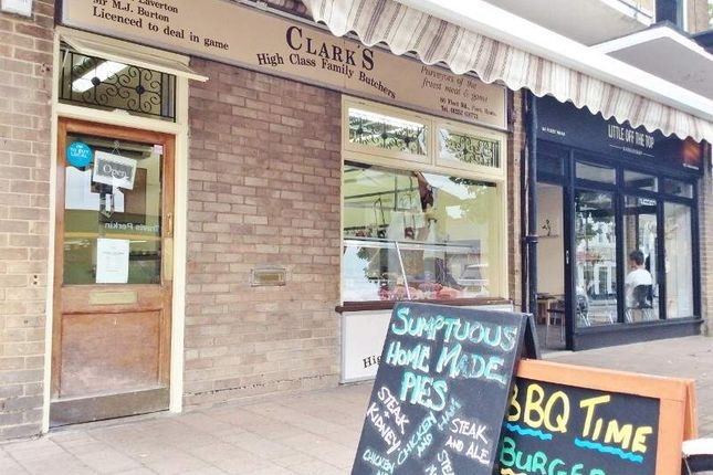 Thumbnail Retail premises for sale in 86 Fleet Road, Fleet