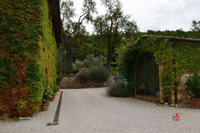 Exteriors of Montefollonico, Torrita di Siena, Tuscany, Italy