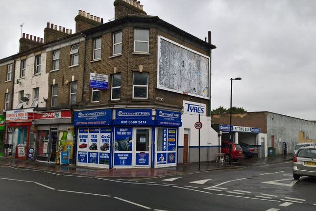 Thumbnail Parking/garage for sale in Whitehorse Road, Croydon
