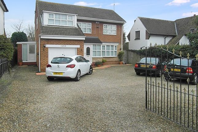 Thumbnail Detached house for sale in Elwick Road, Hartlepool