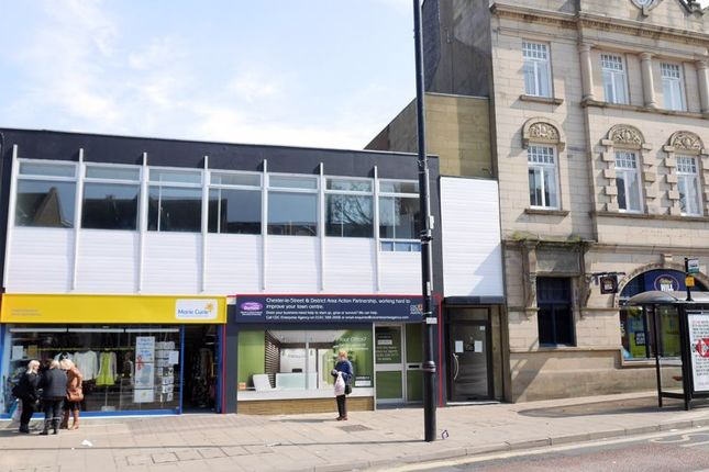 Commercial property to let in Front Street, Chester Le Street