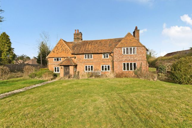 Thumbnail Detached house for sale in Ricksons Lane, West Horsley, Leatherhead, Surrey