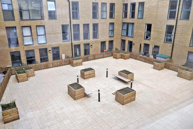 Courtyard of Upper Stone Street, Maidstone, Kent ME15