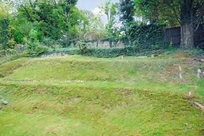 Private Garden of Birch Way, Chesham HP5