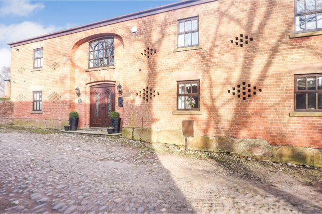Thumbnail Barn conversion for sale in Lymetree Court, Cronton, Widnes