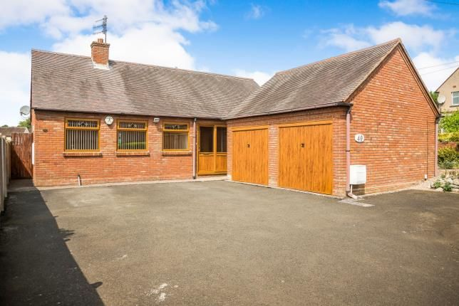 Thumbnail Bungalow for sale in Quarry Rd, Dudley, West Midlands