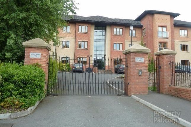 Thumbnail Flat to rent in San Jose Apartments, Dublin Road, Newry