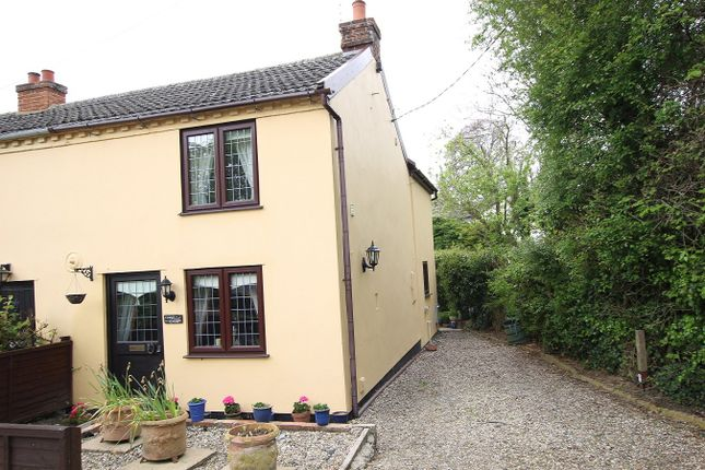 Thumbnail Cottage for sale in High Road, Swilland, Ipswich, Suffolk