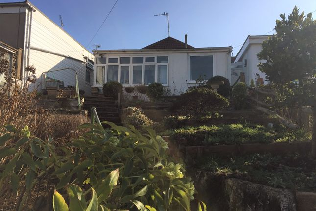 Thumbnail Detached bungalow for sale in Coast Road, Pevensey Bay