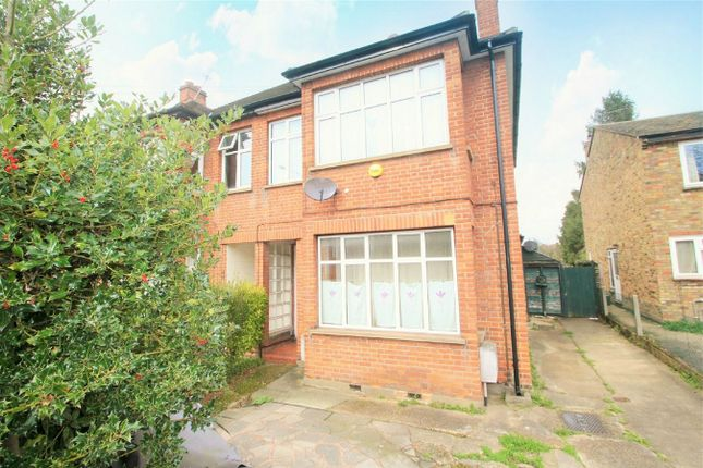Thumbnail Flat for sale in The Greenway, Cowley, Uxbridge
