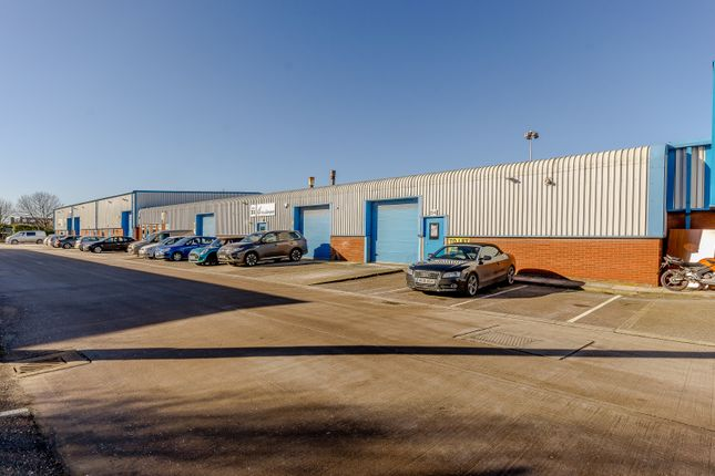 Thumbnail Industrial to let in Unit Sovereign Business Park, Hawkins Lane, Burton On Trent