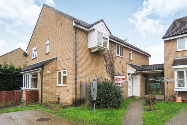 Thumbnail Property to rent in Lincoln Crescent, Biggleswade