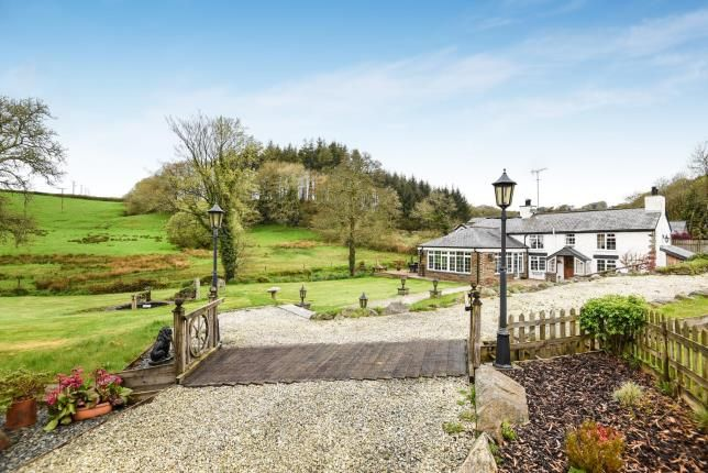 Thumbnail Equestrian property for sale in Mount, Bodmin, Cornwall