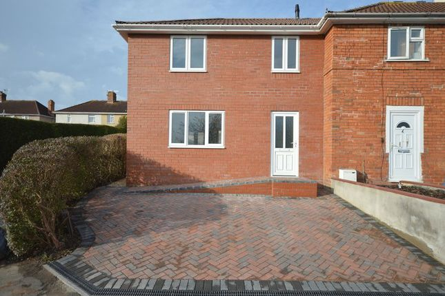 Thumbnail Terraced house for sale in Nailsea Close, Bristol