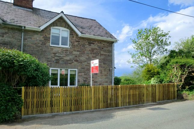 Thumbnail Cottage to rent in Hay On Wye, Herefordshire