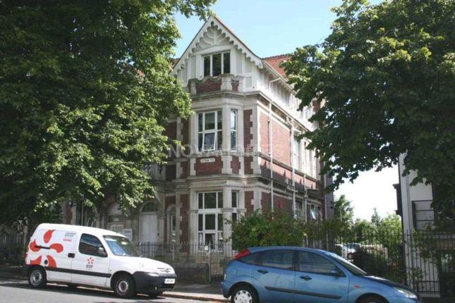 Thumbnail Maisonette for sale in Albert Road, Stoke