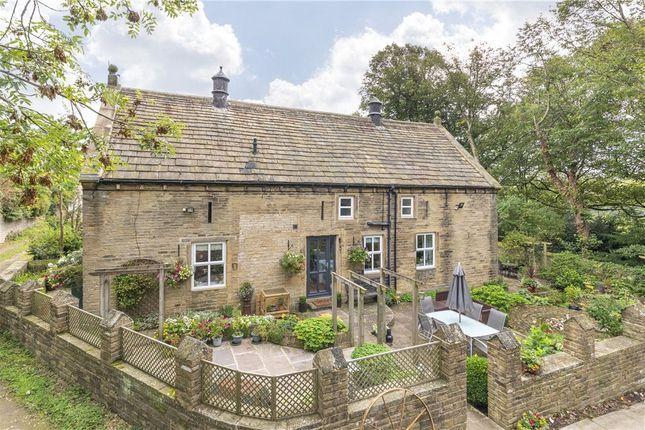 Thumbnail End terrace house for sale in Thornton Hall Farm, Coach Lane, Thornton, Bradford