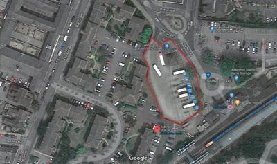 Thumbnail Commercial property for sale in Aldershot Bus Station, Station Road, Aldershot, Hampshire