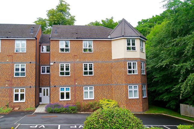 Thumbnail Flat for sale in Hackwood Glade, Hexham