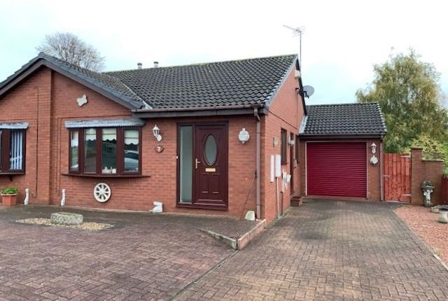 2 bed bungalow for sale in Brockwell Court, Coundon Grange, Bishop Auckland DL14