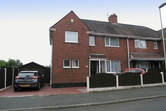 Semi-detached house for sale in Leys Crescent, Brierley Hill