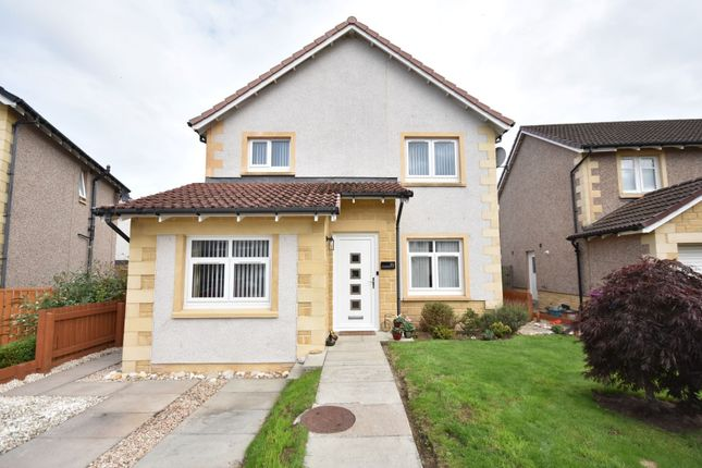 Thumbnail Detached house for sale in Chandlers Rise, Elgin