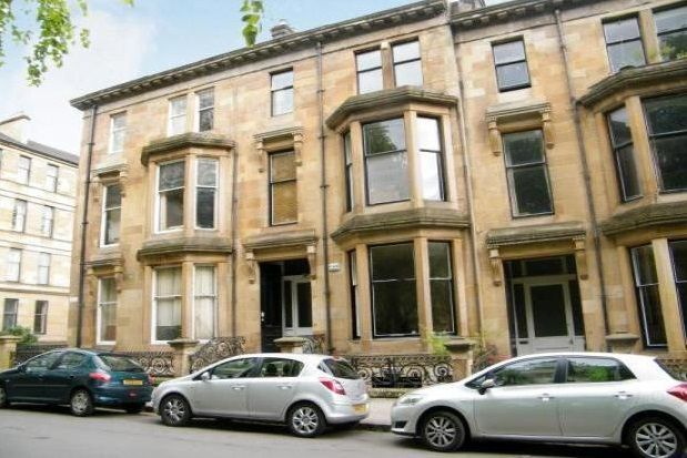 Thumbnail Flat to rent in Athole Gardens, Glasgow