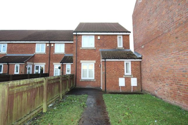 Thumbnail Terraced house for sale in Londonderry Mews, Tunstall Village Road, New Silksworth, Sunderland