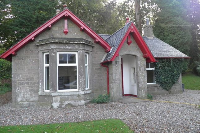Thumbnail Detached house to rent in Garden Cottage Idvies, Letham, Forfar