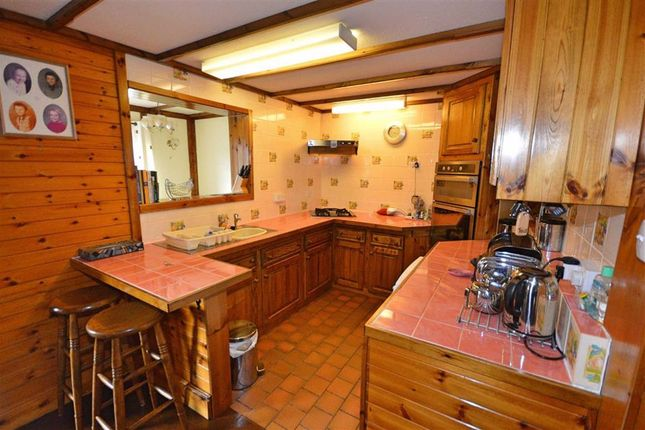 Kitchen Area of 15, Lon Helyg, Trehafren, Newtown, Powys SY16