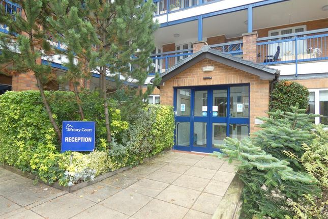 Thumbnail Flat for sale in Priory Court, Huyton, Liverpool