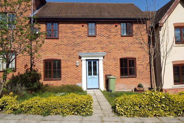 Thumbnail Terraced house to rent in Babylon Grove, Westcroft, Milton Keynes