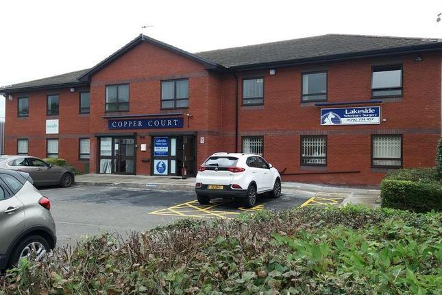 Thumbnail Office to let in Copper Court (First Floor), New Mill Court, Phoenix Way, Enterprise Park, Swansea, Swansea